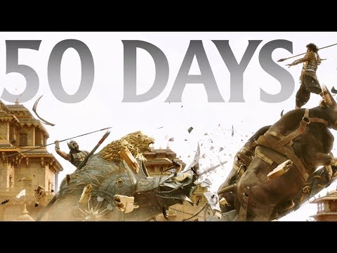 Xxx Mp4 Baahubali 2 The Conclusion 50 Days Trailer No 1 Blockbuster Of Indian Cinema 3gp Sex