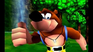 (HD) Banjo-Kazooie Playthrough - NO COMMENTARY - All 100 Jiggies Collected