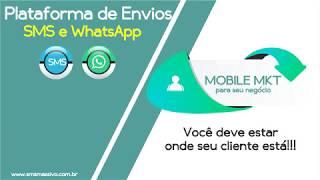 Mobile Marketing Para Seu Negócio - Smsmassivo.com.br