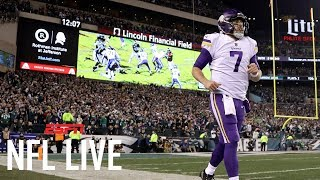Case Keenum likely to be the Minnesota Vikings