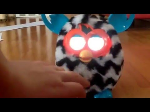 How to make your furby go to sleep