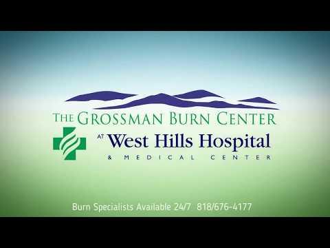 Burn Awareness Week 2018 Dr Peter Grossman