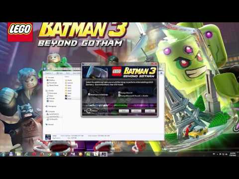 How to Download and Install LEGO Batman 3  Beyond Gotham + All DLC