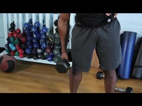 Dumbbell Exercises for a Flat Stomach : Smart Fitness