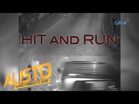 Alisto: Tatlong magkakaibigan, biktima ng hit and run!