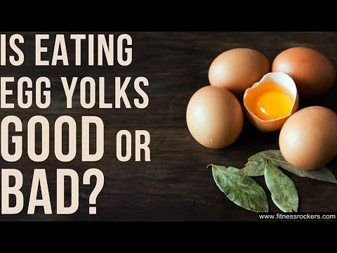 Are Egg Yolks Bad For You? How many Eggs a day are safe & healthy? Fitness Rockers