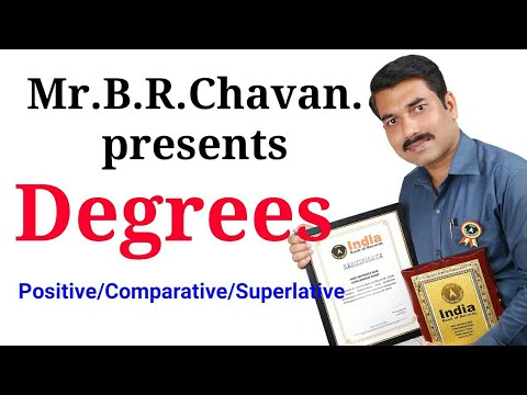 Degrees by ENGLISH गुरू