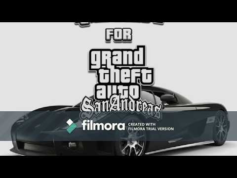 HOW TO INSTALL GTA SAN ANDREAS REAL CARS 2