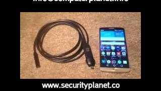 USB inspection endoscope spy camera for android smart phone 09822358631
