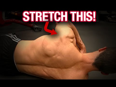 Shoulder Stretch to Fix Your Shoulders (GET DEEP!)