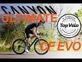 Présentation du vélo de route Canyon Ultimate CF EVO 10.0 SL