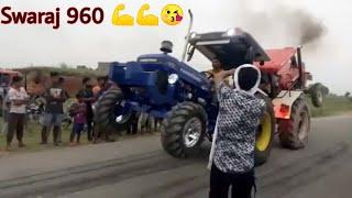 Swaraj 960 vs farmtrack 60 tractor tochan