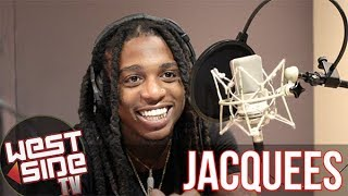 Jacquees is bringing sexy R&B back!