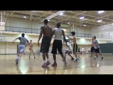 Vanderbilt Basketball - Walk-On Tryouts 2013