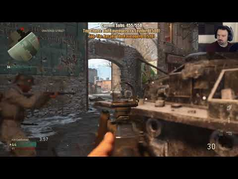 COD WW II MY BEST SESSION EVER! pt9