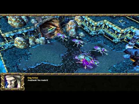 Warcraft 3: The Frozen Throne - Scourge 7.3 - Ascent to the Upper Kingdom