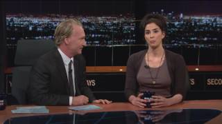 Gary Johnson Is No Bernie, Bro | Real Time with Bill Maher (HBO)