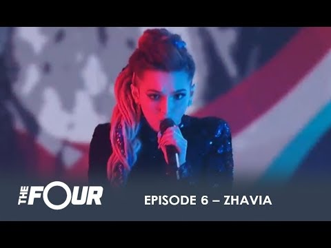 Zhavia: Faces An Uphill Battle and DJ Khaled Goes CRAZY! | Finale | The Four