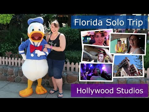 Day 11 | Hollywood Studios | Walt Disney World solo trip | Florida 2017