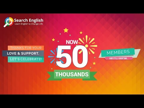 A Look back to 50,000 Members in Search English Facebook Group