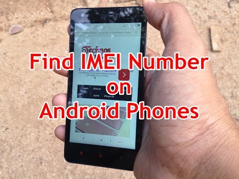 3 Ways to Check IMEI Number on Android Phones