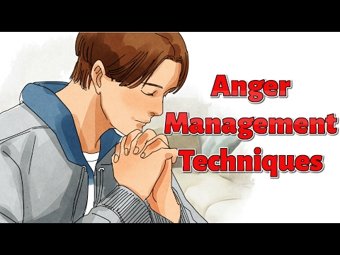 Anger Management Techniques: 3 Ways to Control Anger 💢