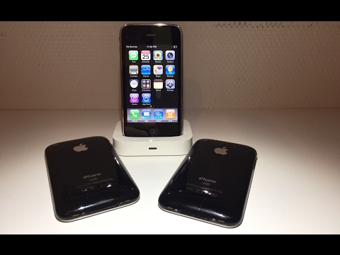Untethered downgrade the iPhone 3G back to iPhoneOS/iOS 2.0 (Method1)