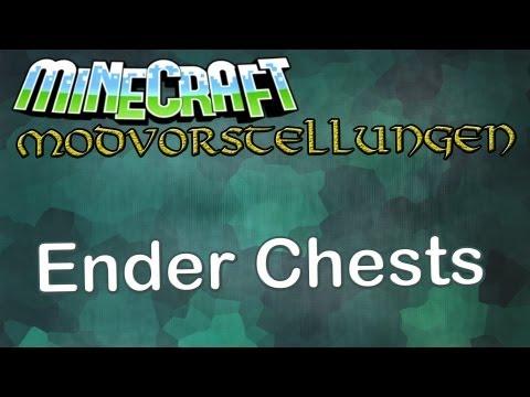 Modvorstellung [Minecraft] - Ender Chests