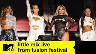 Little Mix - Power (Live From Fusion 2019) | MTV Music