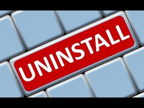 Uninstall Programs on Mac Completely(2018)