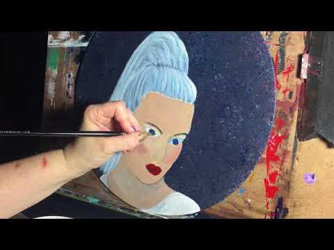 Painting a Banshee part 1