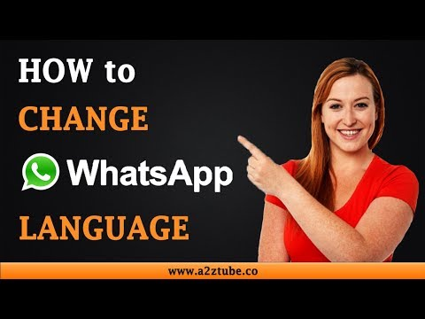 How to Change WhatsApp Language on an Android Device