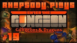 Let's Play Enter the Gungeon Advanced Gungeons & Draguns: Bullet or the Egg - Episode 19