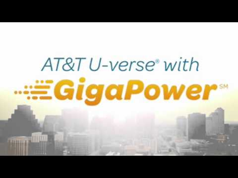 Xbox One with AT&T Gigapower Speed Test