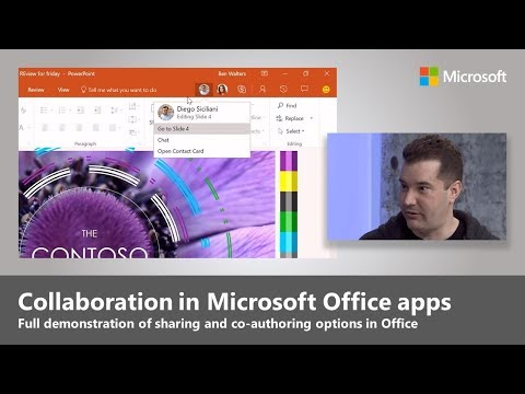 Collaboration updates across your Office apps