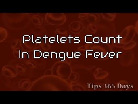 Platelets Count in Dengue Fever|What Is Dengue And How It's Caused|Importance Of Platelets in Dengue