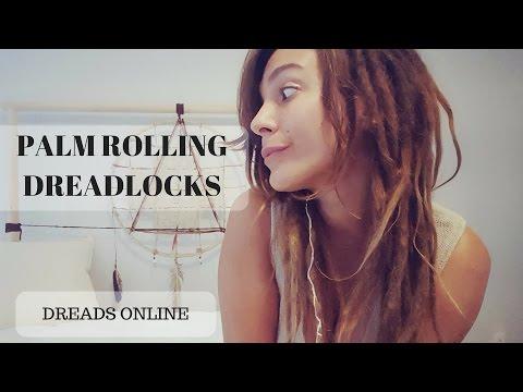 Palm Rolling Dreadlocks (ANY TYPE OF DREAD)