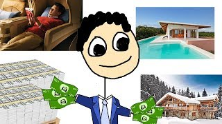 Download Casually Explained: Levels of Wealth Video