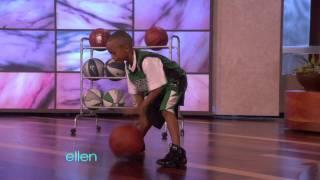 Amazing Basketball Kid!