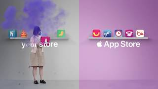 Download Iphone app store vs your store Video