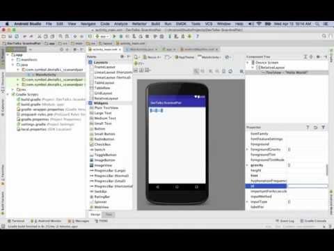 Zebra DEV { TALK } - Using EMDK Scan & Pair APIs