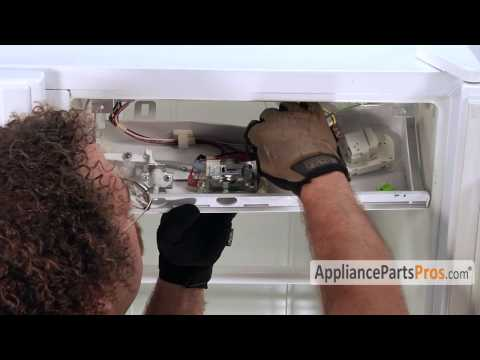Refrigerator Thermostat (part #WP2198202)-How To Replace