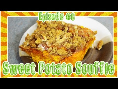 Leah's Mom's Sweet Potato Souffle