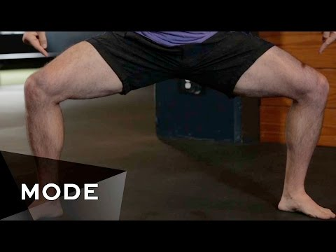 Building Stronger Legs   Get Fit