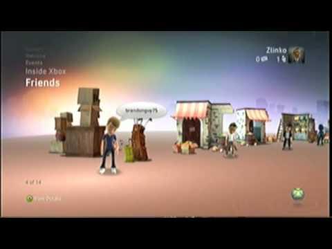 Xbox 360 - Day Theme