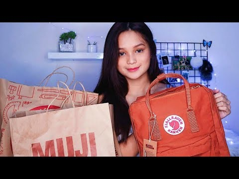 Back to School Supplies Haul! 2018 (Philippines) | Danica O.