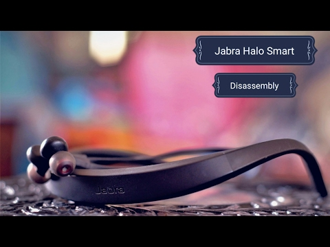 Jabra Halo Smart (Disassembly)