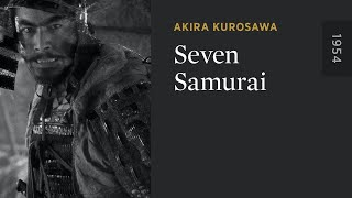 Seven Samurai (1954) Commentary by Scholar's Roundtable