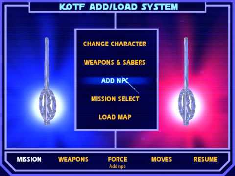 STAR WARS JEDI ACADEMY HOW TO CREATE A COOL BATTLE