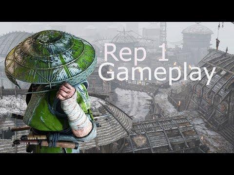 Aramusha Rep 1 Gameplay - For Honor PS4